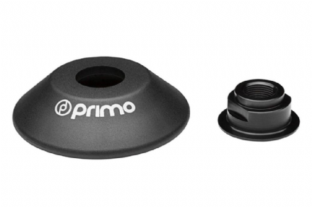 Primo Remix NDSG Plastic Hubguard With Cone Nut - Black 14mm